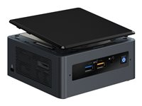 Intel Next Unit of Computing Kit NUC8i3BEH