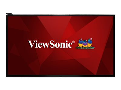 ViewSonic ViewBoard IFP8670 86INCH Class (85.6INCH viewable) LED display interactive