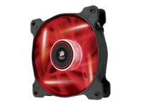 Corsair Air Series LED SP120 High Static Pressure - Case fan - 120 mm - red