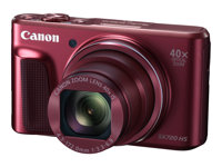 CANON, Powershot SX720 HS RED x80 20MP wifi
