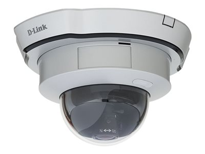 D-Link DCS-6110 Fixed Dome Network Camera - network surveillance camera - dome