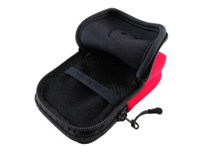 Inland ProHT Case for camera neoprene red
