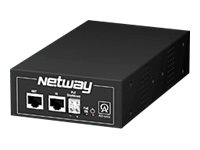 Altronix Netway NetWay1E PoE injector AC 115 V 85 Watt output connecto