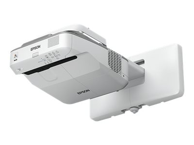 Epson PowerLite 680 for SMART Board Interactive Whiteboards - 3LCD projector - ultra short-throw - LAN