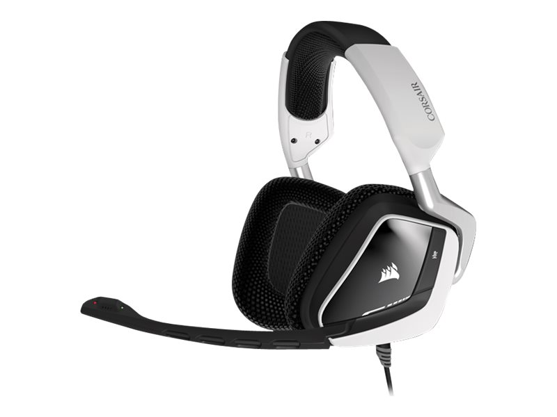 Corsair Gaming VOID RGB Dolby 7.1 - Headset - Full-Size - USB - weiß