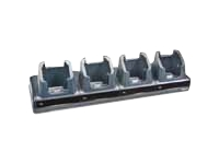 Intermec FlexDock Quad Ethernet - Docking cradle - Ethernet - for Dolphin CK65; Intermec CK3, CK3R, CK3X