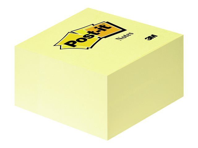 Image of Post-it 636B - cubic note block