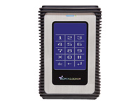 "DataLocker DL3 FE (FIPS Edition) - Hard drive - encrypted - 1 TB - external (portable) - 2.5"" - USB 3.0 - FIPS 140-2, FIPS 197"
