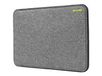 Incase Designs ICON Sleeve with TENSAERLITE Notebook sleeve 13INCH black, heather gray