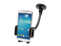 Kensington Windshield/Vent Car Mount for Smartphones - Car holder for mobile phone
