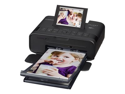 Canon SELPHY CP1300 Printer color dye sublimation 4 in x 6 in up to 0.4 min/page (color)