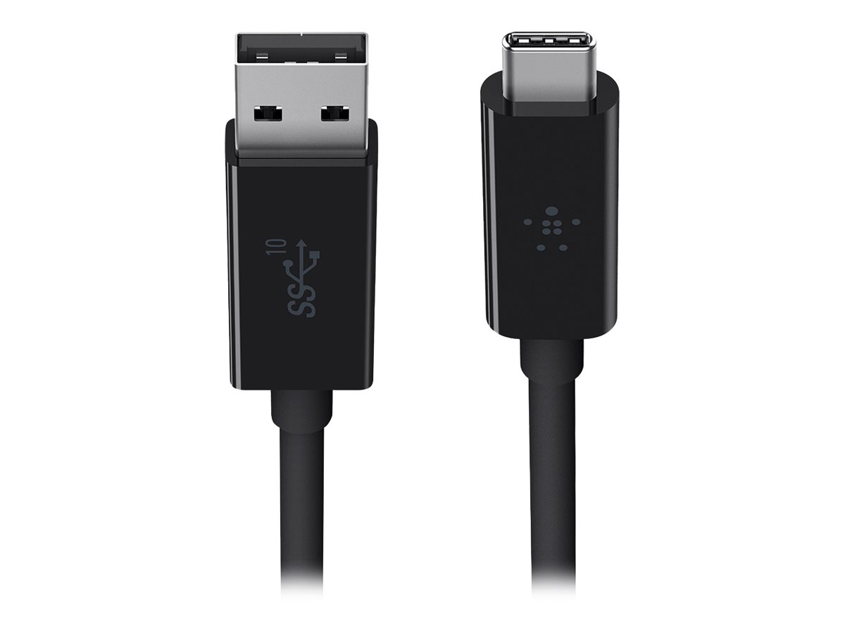 Belkin 3.1 USB-A to USB-C Cable - USB-C cable - 91.4 cm