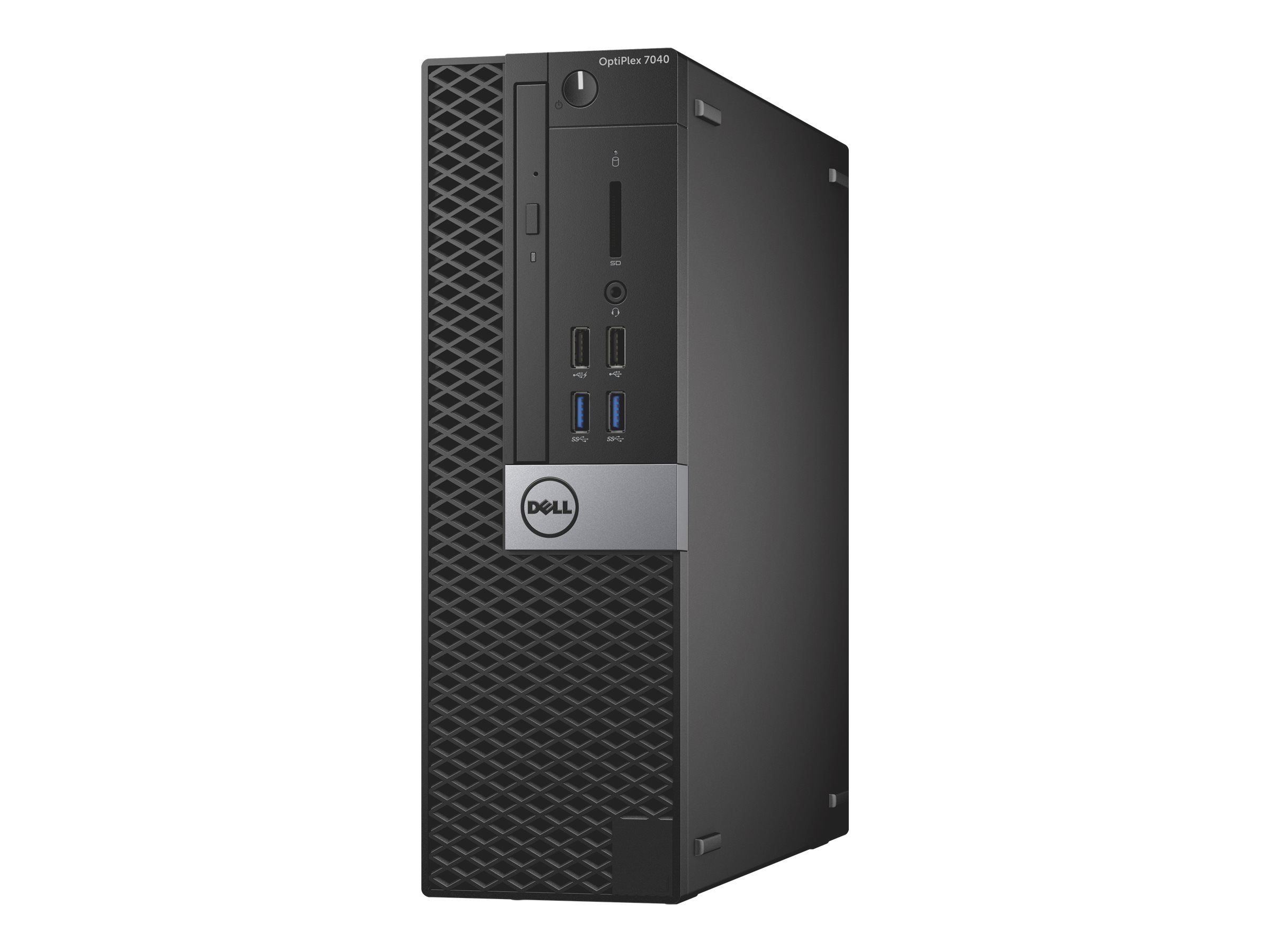 Dell OptiPlex 7040 - SFF - 1 x Core i5 6500 / 3.2 GHz - RAM 8 GB - SSD 128 GB - DVD-Writer
