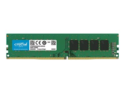 Crucial DDR4  8GB 2666MHz CL19