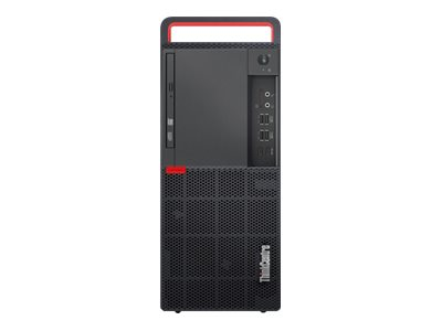 Lenovo ThinkCentre M910t 10MM Tower 1 x Core i5 7500 / 3.4 GHz RAM 8 GB SSD 512 GB NVMe  image