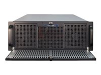 Inter-Tech IPC 4U-4129-N Rackversion SSI EEB Ingen strømforsyning Sort