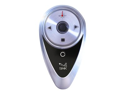 SMK-Link RemotePoint Global Presenter Wireless Remote with Mouse Control and Red Laser Pointer (VP4