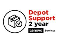 Lenovo Depot - Extended service agreement - parts and labor - 2 years (from original purchase date of the equipment) - for V130-14; V130-15; V14; V145-14; V145-15; V15; V320-17; V330-14; V330-15