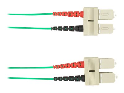 Black Box patch cable - 2 m - green