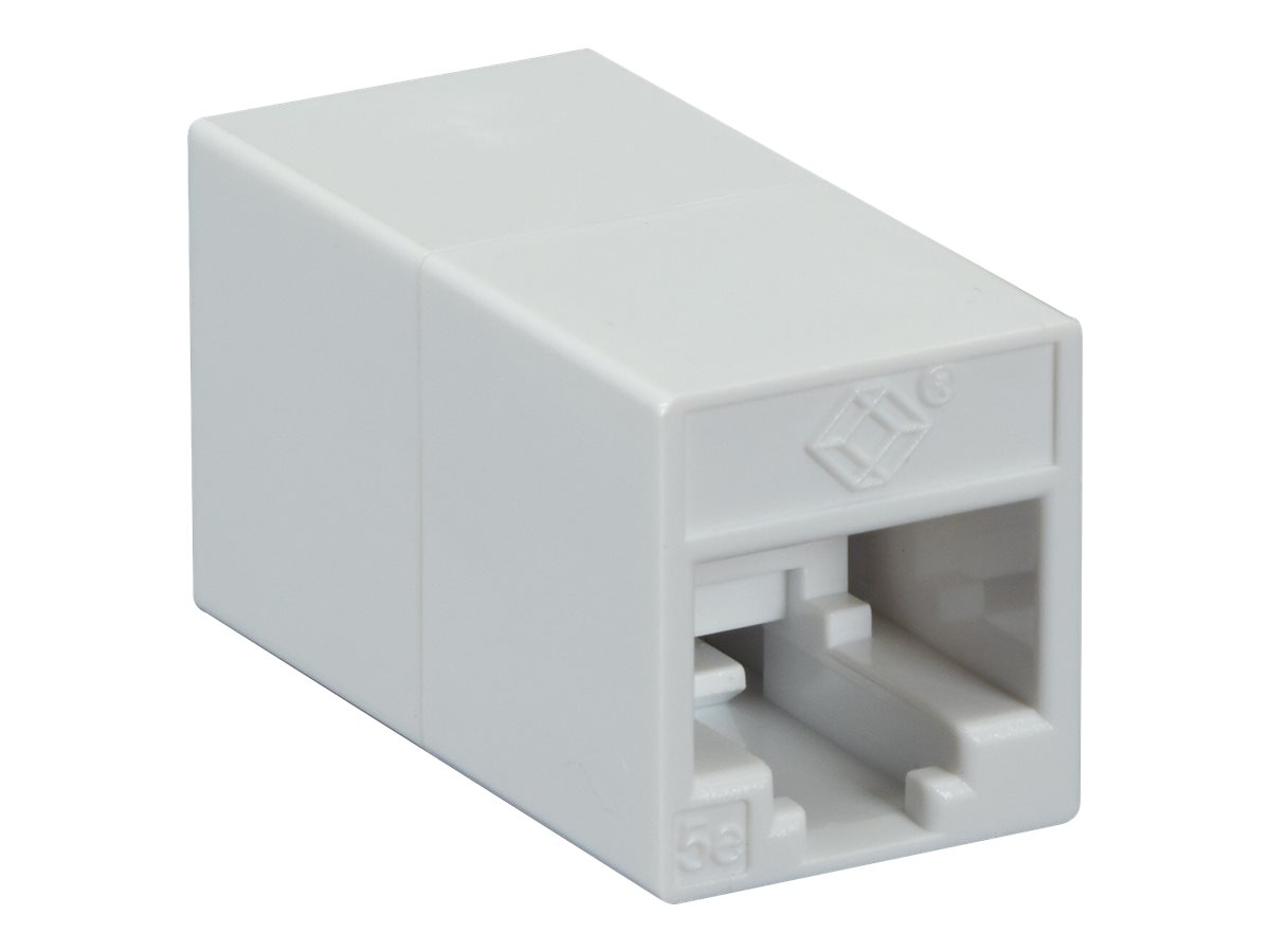 Black Box network coupler - white