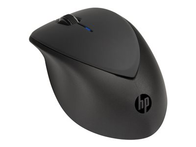 HP X4000B - Mouse - laser - 3 buttons - wireless - Bluetooth - for OMEN X by HP 17; HP 15, 17; Envy; Envy x2; Pavilion 15; Pavilion TouchSmart 15; Split x2