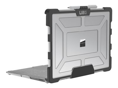 UAG Rugged Case for Surface Laptop 2 / Surface Laptop Plasma Ice Notebook top and rear cover