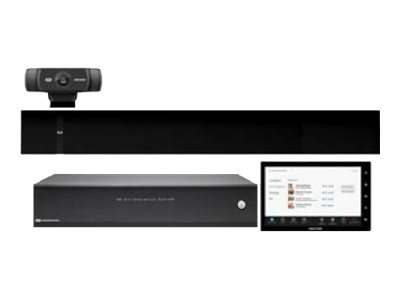 Poly - Polycom CX8000 for Microsoft Lync - video conferencing kit - with Front-of-Room camera