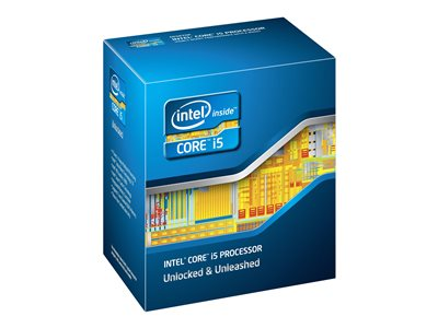 Intel Core i5 2400 / 3.1 GHz Processor