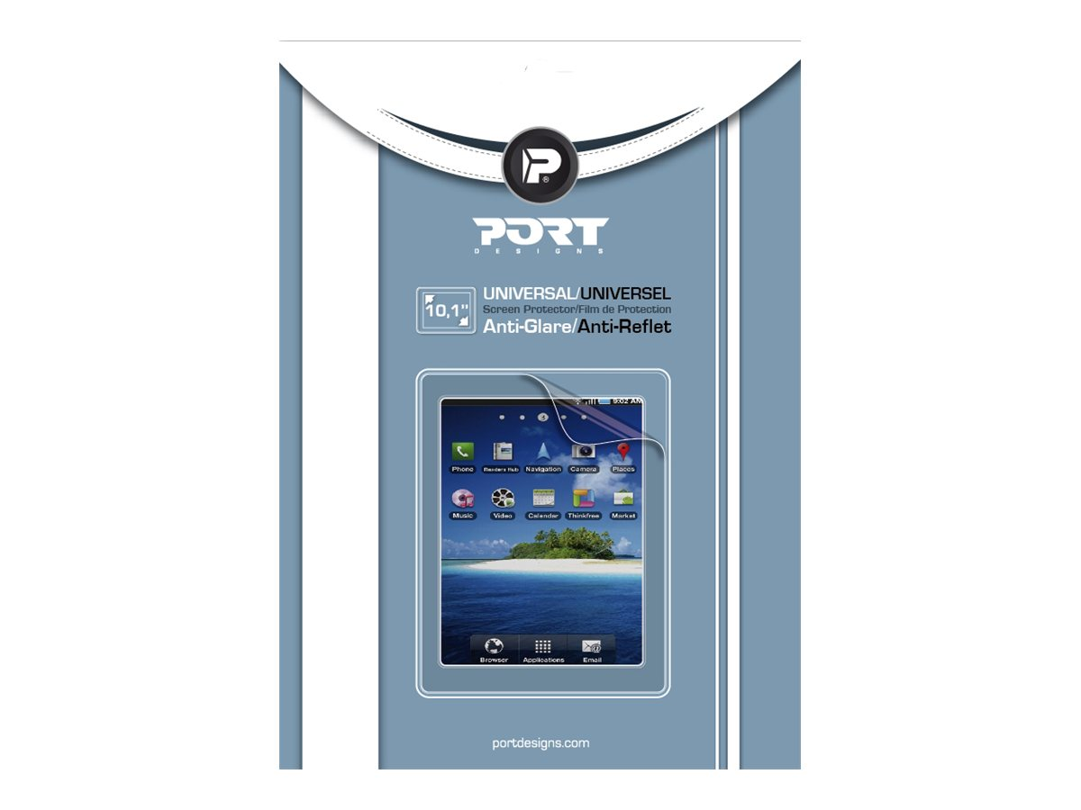 PORT Designs Universal Screen Protector 10.1