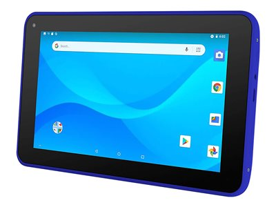 Ematic EGQ380BU Tablet Android 8.1 (Oreo) Go Edition 16 GB 7INCH (1024 x 600) blue