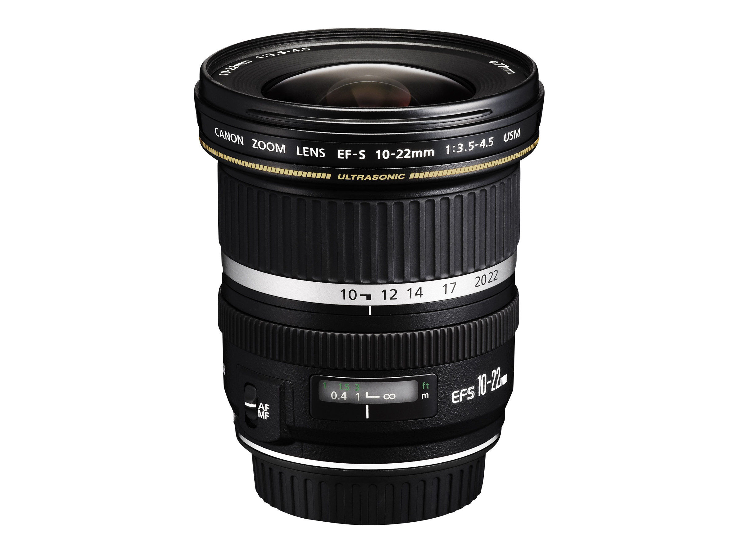 Canon EF-S - Weitwinkel-Zoom-Objektiv - 10 mm - 22 mm - f/3.5-4.5 USM - Canon EF-S