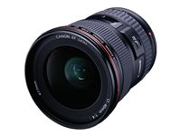 Canon EF - Wide-angle zoom lens - 17 mm - 40 mm - f/4.0 L USM - Canon EF
