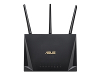 Picture of ASUS RT-AC85P - wireless router - 802.11a/b/g/n/ac - desktop (RT-AC85P)