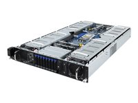 Gigabyte G291-Z20 (rev. 100) Server rack-mountable 2U 1-way RAM 0 GB SATA