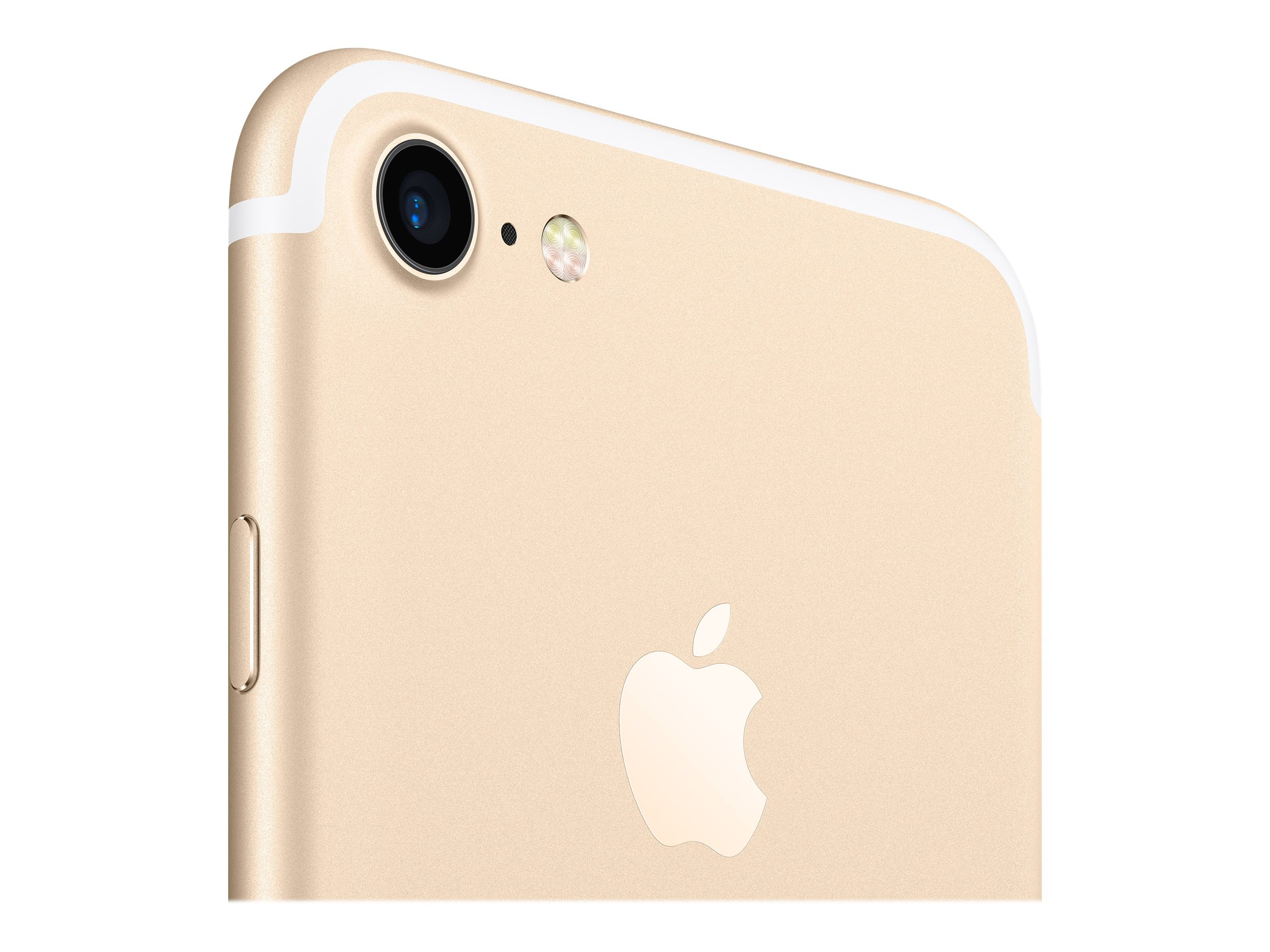 "Apple iPhone 7 - Smartphone - 4G LTE Advanced - 128 Go - GSM - 4.7"" - 1334 x 750 pixels (326 ppi) - Retina HD - 12 MP (caméra avant 7 MP) - or"