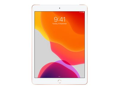 Apple 10.2-inch iPad Wi-Fi  Cellular 10.2' 128GB Guld Apple iPadOS