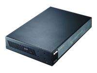 ZyXEL ES-1100-16P - Switch - unmanaged - 8 x 10/100 (PoE) + 8 x 10/100 - desktop, wall-mountable - PoE