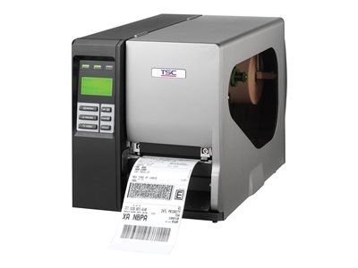 TSC TTP-246M Pro Label printer DT/TT Roll (4.65 in) 203 dpi up to 479.5 inch/min