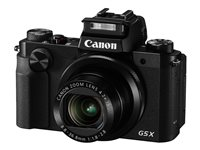 Canon PowerShot G5 X Digital camera compact 20.2 MP 1080p / 60 fps 4.2x optical zoom