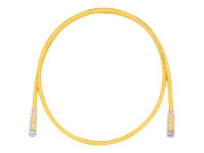 Panduit TX6 PLUS patch cable - 4.9 m - yellow