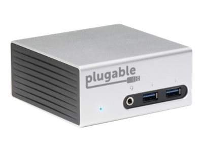 Plugable UD-5900 Docking station USB DVI, HDMI GigE