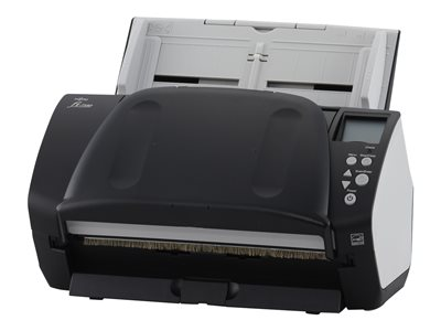 Fujitsu fi-7180 - Document scanner - Duplex - 8.5 in x 14 in - 600 dpi x 600 dpi - up to 80 ppm (mono) / up to 80 ppm (color) - ADF (80 sheets) - up to 6000 scans per day - USB 3.0
