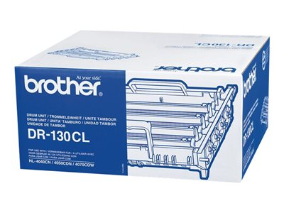 Brother DR 130CL 17000 sider