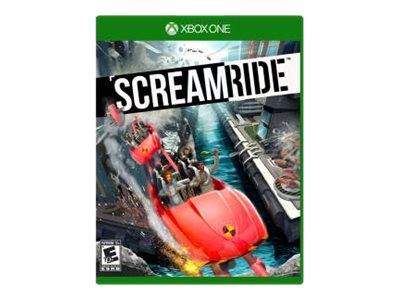 ScreamRide Xbox One BD-ROM
