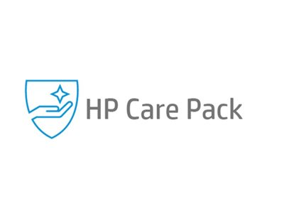 Electronic HP Care Pack Pick-Up and Return Service Extended service agreement parts and labor