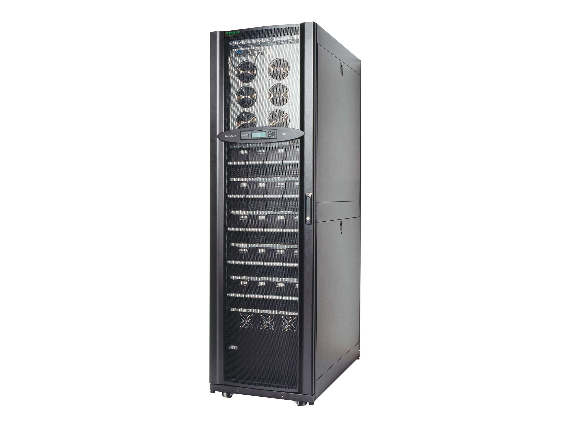 APC Smart-UPS VT 30kVA with 3 Battery Modules Expandable to 5 - power array - 24 kW - 30000 VA