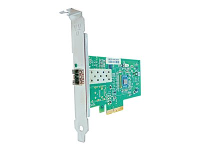Axiom Network adapter PCIe 2.1 x4 Gigabit SFP x 1