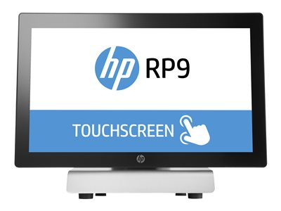 """HP RP9 G1 Retail System 9015 - all-in-one - Core i5 6500 3.2 GHz - vPro - 8 GB - HDD 500 GB - LED 15.6"""""""