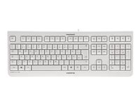 CHERRY KC 1000 Keyboard French AZERTY key switch: CHERRY LPK light gray