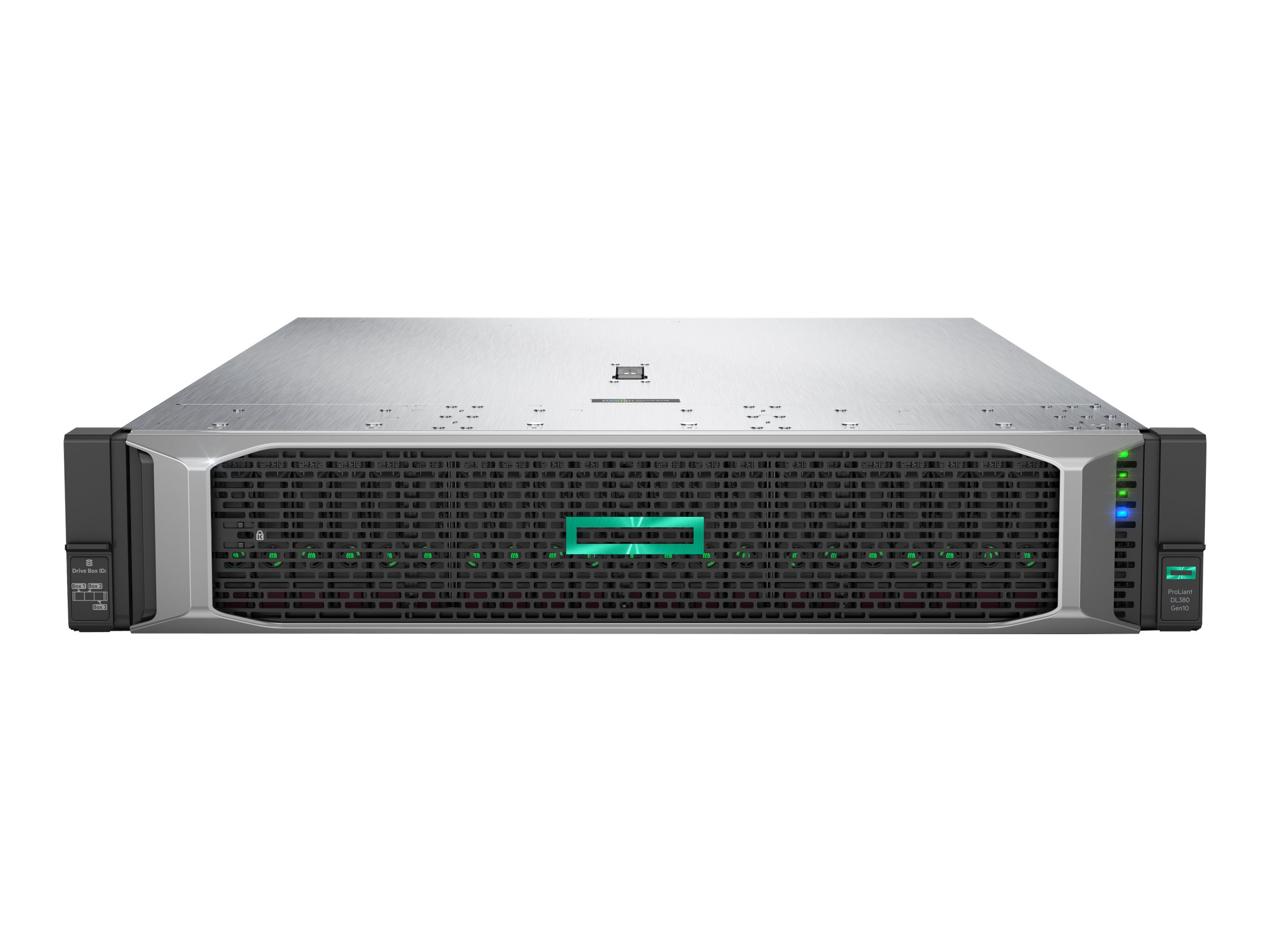 HPE ProLiant DL380 Gen10 Performance - rack-mountable - Xeon Gold 5118 2.3 GHz - 64 GB - no HDD
